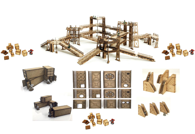 Industrial Terrain Set Bundle Deal 2